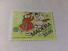 Buy Portugal Madeira Europa 1981 mnh