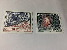 Buy Sweden Europa 1981 mnh