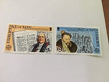Buy Isle of Man Europa 1982 mnh