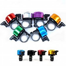 Buy Metal Ring Environmental Bike Aluminum Alloy Loud Sound Bicycle Bell Handlebar Safety