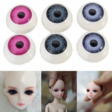 Buy 10 pairs bear DIY doll plastic eye