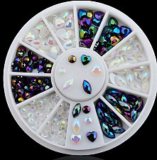 Buy diy jewelry nail art decoration scrapbooking sticker