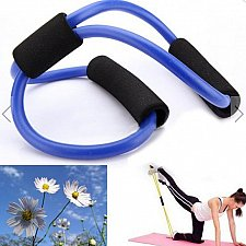 Buy fitness exercise yoga tube