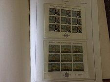 Buy Yugoslavia Europa 1982 Sheets mnh