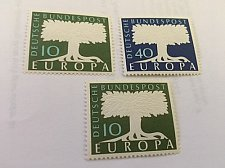Buy Germany Europa 1957 mnh