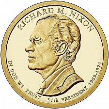Buy 2016-P $1 Richard M. Nixon Presidential Dollar - Uncirculated! From mint bag