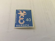 Buy Germany Europa 1958 40p mnh