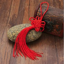 Buy 10pcs feng shui knot decoration party supplies