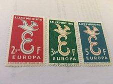 Buy Luxembourg Europa 1958 mnh