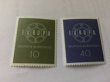 Buy Germany Europa 1959 mnh