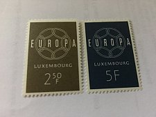Buy Luxembourg Europa 1959 mnh