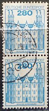 Buy Stamp Germany 1982 Palaces and Castles 280 Pfg Ahrensburg Castle Pair