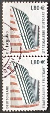 Buy Stamp Germany 2003 Tourism State Gallery of Stuttgart 1.80 Euro Pair