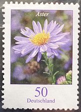 Buy Stamp Germany 2005 Definitive Issue - Flowers Autumn Aster 0.50 Euro