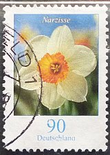 Buy Stamp Germany 2006 Definitive Issue - Flowers Daffodil - Narzisse 0.90 Euro