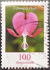 Buy Stamp Germany 2006 Definitive Issue - Bleeding Heart Lamprocapnos spectabilis 1 Euro