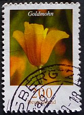 Buy Stamp Germany 2006 Flowers - California Poppy Eschscholzia californica 2.00 Euro