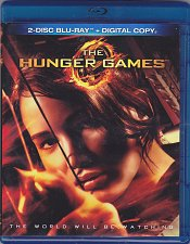 Buy The Hunger Games Blu-ray Disc, 2012, 2-Disc Set - Very Good