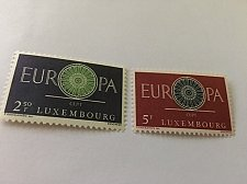 Buy Luxembourg Europa 1960 mnh