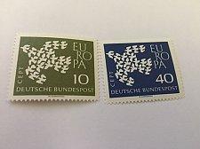Buy Germany Europa 1961 mnh
