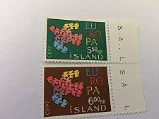 Buy Iceland Europa 1961 mnh