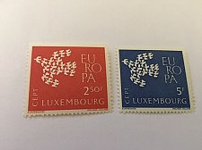 Buy Luxembourg Europa 1961 mnh