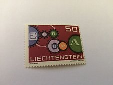 Buy Liechtenstein Europa mnh 1961
