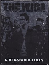 Buy The Wire - Complete 1st Season DVD 2004, 5-Disc Set - Very Good