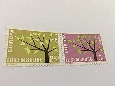 Buy Luxembourg Europa 1962 mnh