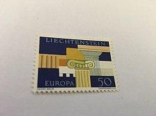 Buy Liechtenstein Europa 1963 mnh