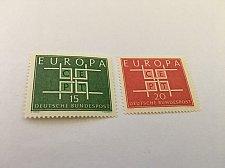 Buy Germany Europa 1963 mnh