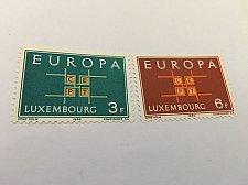 Buy Luxembourg Europa 1963 mnh