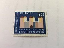 Buy Liechtenstein Europa 1964 mnh