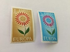 Buy Spain Europa 1964 mnh
