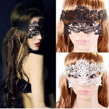 Buy 1PC lace mask