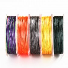 Buy Super Strong Japanese Multifilament 100% 100m 4 stands 10-80LB brand fishing lines