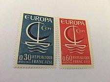 Buy France Europa mnh 1966