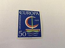 Buy Liechtenstein Europa 1966 mnh