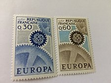 Buy France Europa mnh 1967