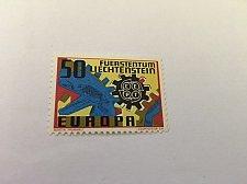 Buy Liechtenstein Europa 1967 mnh