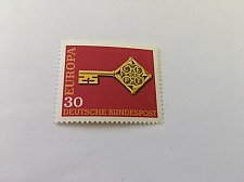 Buy Germany Europa 1968 30p mnh