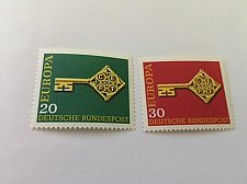 Buy Germany Europa 1968 mnh
