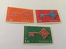 Buy Monaco Europa 1968 mnh