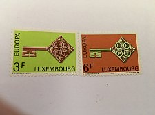 Buy Luxembourg Europa 1968 mnh