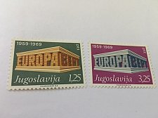 Buy Jugoslavia Europa 1969 mnh