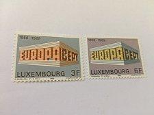 Buy Luxembourg Europa 1969 mnh