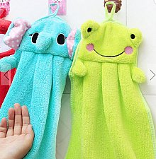 Buy 1pc hand cartoon towel