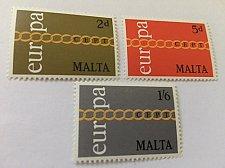 Buy Malta Europa 1971 mnh