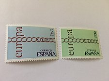 Buy Spain Europa 1971 mnh