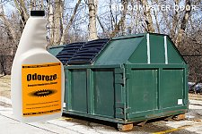 Buy ODOREZE Dumpster & Chute Odor Eliminator: Makes 64 Gallons to Clean Smell